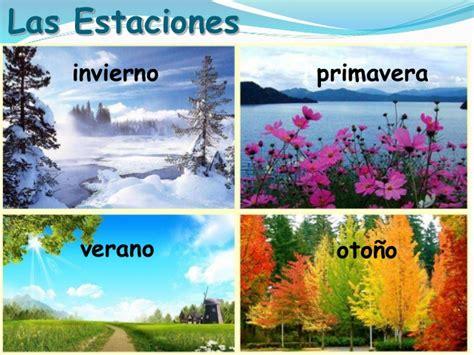 imagenes de invierno verano otoño y primavera teaching absolute beginners