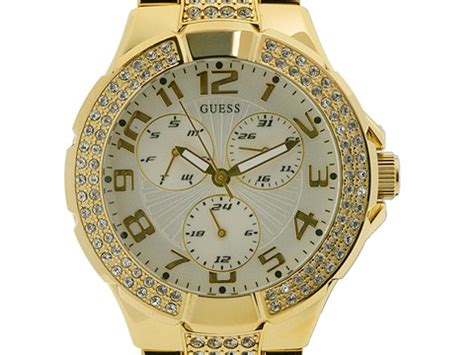 Guess Merica G Silver Gold relogio guess prism gold silver g13537l g12557l guess