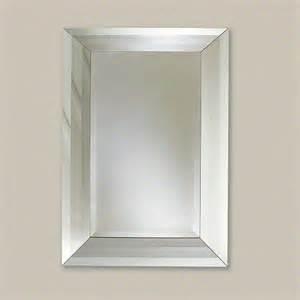 Global views ada s mirror beveled edge large