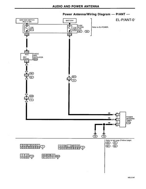 power antenna wiring diagram 28 images cadillac