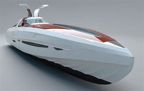 motor boat design andrew trujillo reveals supermarine fury 56 design motor