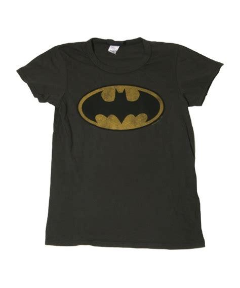 womens junk food batman logo t shirt