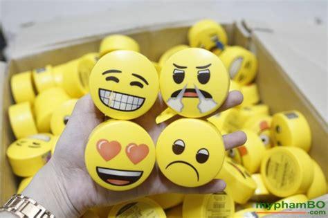 Innisfree No Sebum Mineral Powder Emoji Edition Limited Stock phấn phủ kiềm dầu innisfree no sebum emoji h 224 n quốc