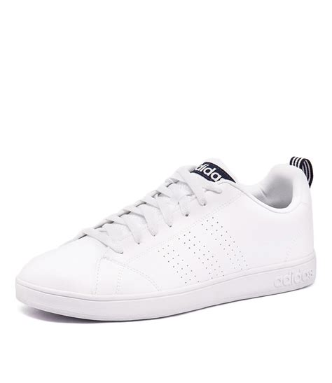 Adidas Neo Advantage Navy Blue s advantage clean vs white navy by adidas neo shoes