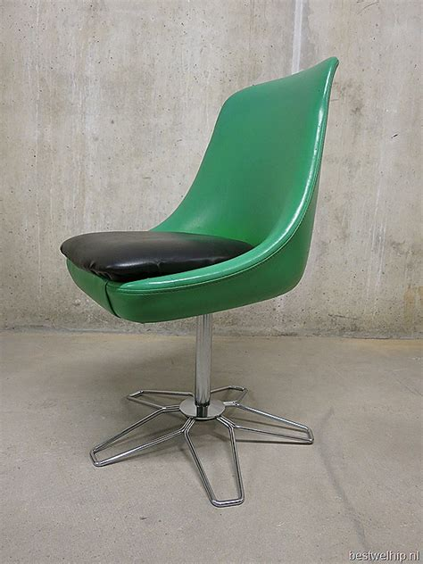 retro desk chair fifties retro tulip desk chair vintage office chair