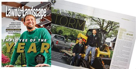 lawn and landscape magazine outdoor goods
