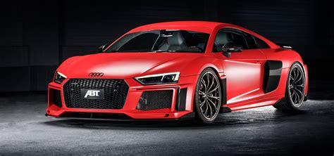 Audi R8 Abt by Audi R8 Abt Sportsline