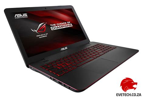 Laptop Asus Rog I7 Buy Asus Rog G551jw 15 6 Quot I7 Gaming Laptop Deal At Evetech Co Za