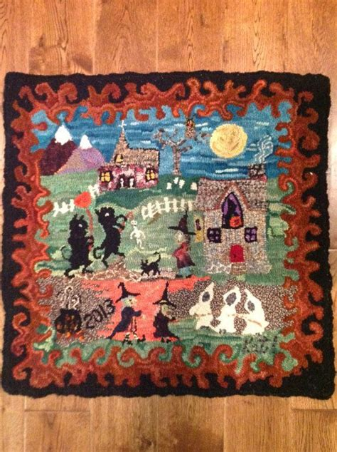 folk rug hooking folk primitive hooked rug wool rug hooking folk and wool