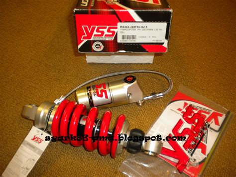 Shock Yss New Mx New Yss Monoshock Mx Series Fully Adjustable For Yamaha