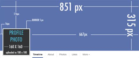 fb profile picture size 12 delightful design ideas for facebook page cover photos