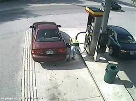 drive off video of gas drive off in concord youtube