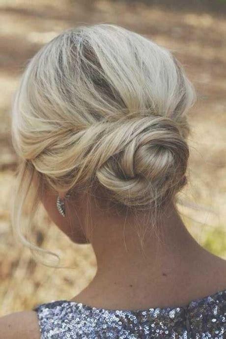 hochsteckfrisuren einfach kurze haare