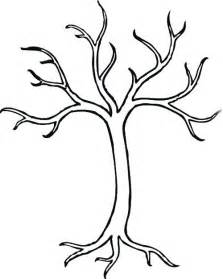 Winter Tree Coloring Page Www Imgkid Com The Image Kid Winter Tree Coloring Page