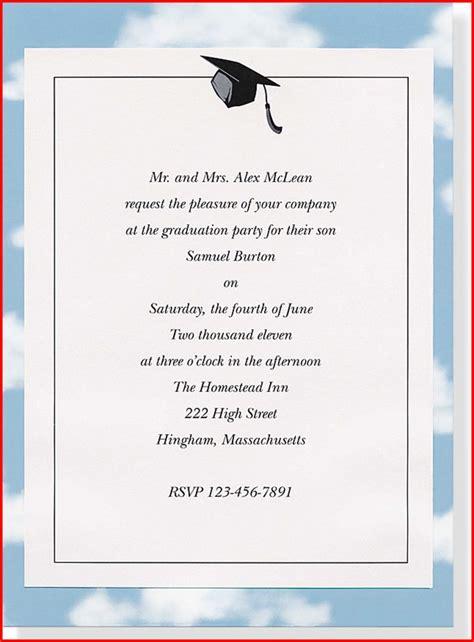 High School Graduation Invitations Templates Apextechnews Com High School Graduation Invitation Templates Free