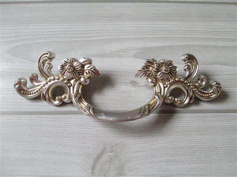 vintage silver drawer handles 3 quot dresser pulls drawer handles antique silver flower