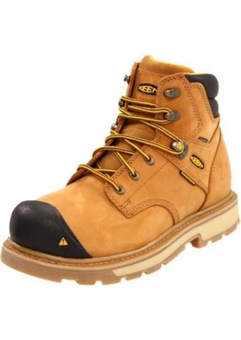 keen mens boots sale keen keen utility s tacoma 6 quot soft toe work boot
