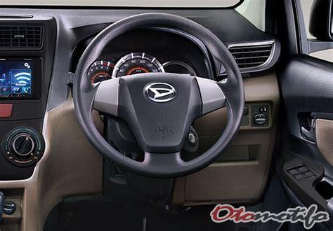 Bush Steering Daihatsu Xenia harga daihatsu xenia 2018 spesifikasi interior gambar modifikasi