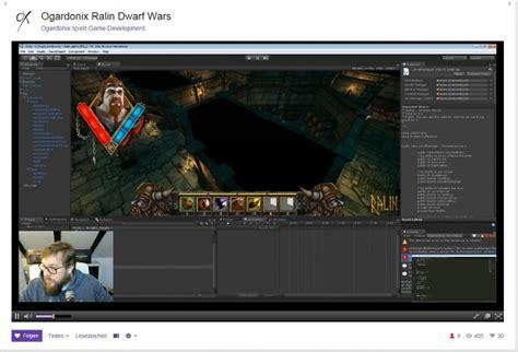 Twitch Giveaway Addon - twitch ogar image ralin dwarf wars indie db