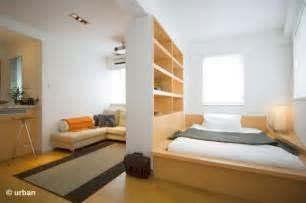 450 Sq Ft Apartment Design 10 id 233 es pour s 233 parer la chambre 224 coucher des autres pi 232 ces