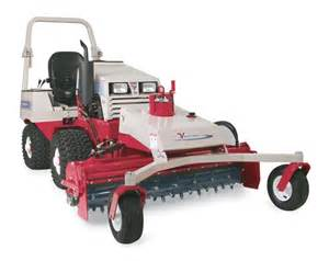Ventrac Landscape Rake Ventrac Featured Products Power Rake