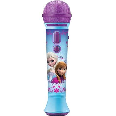 Mainan Microphone Karaoke Fever Frozen 2 Mic Mp3 No 6807 frozen gift ideas the evolution