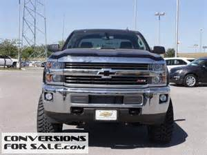 2015 chevy silverado 2500 lt diesel lifted truck norman ok
