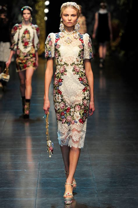 my beadialogy dolce n gabbana fall 2012 rtw part1 the collection