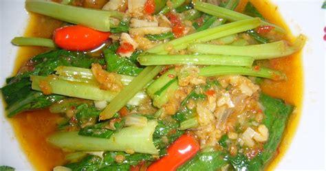 Minyak Goreng Putih tentang aku resepi sayur sawi goreng belacan