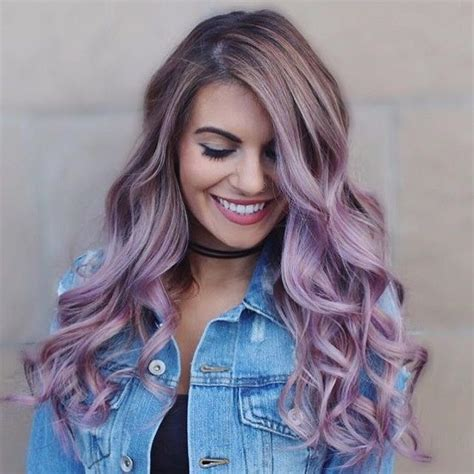 faded colour hairstyles 25 best ideas about faded purple hair on pinterest