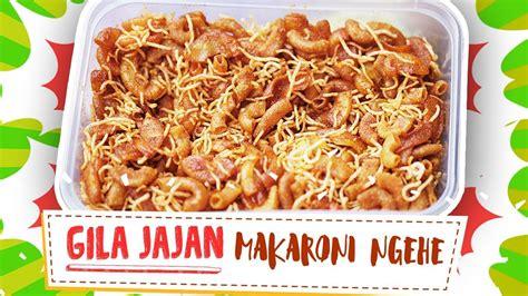 Sarmiler Pedas By Jajanan Malang makaroni ngehe cemilan pedas bikin melek