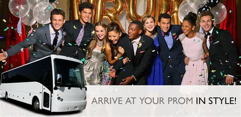 prom house rentals nj prom limo service party bus rentals in nj ny santos vip limousine