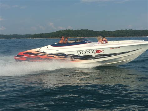 donzi 28 zxo boats for sale donzi zxo open bow 2001 for sale for 28 000 boats from