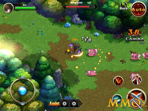 mod game android mmorpg brave trials game review mmos com