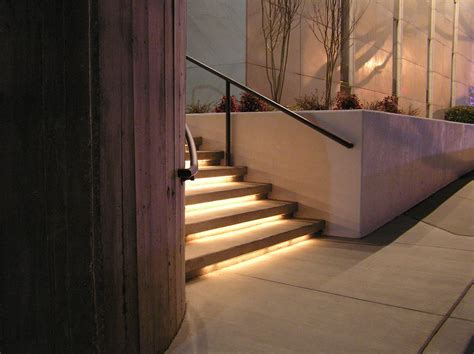 Led Stair Lights Outdoor 28 Best Lights For Steps Outside Outdoor Led Recessed Stair Light Kit 8 Pack Dekor 174