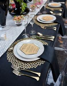 Gatsby Cocktail Party - 17 best ideas about gold table settings on pinterest