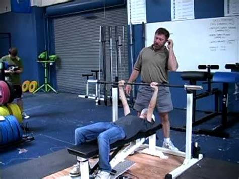 bench press basics bench press safety with mark rippetoe the art of