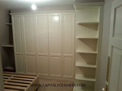 capital polishers ltd furniture spraying kitchen