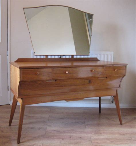 Retro Vanity Table Antiques Atlas 1950s Dressing Table Alfred Cox