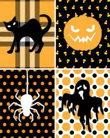 Halloween Decorations To Print Cute Printable Halloween Decorations Nice Decoration