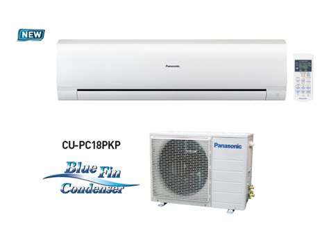 Outdoor Ac Panasonic 1 2pk ac panasonic standard 2pk 2014 cs pc18pkp cv