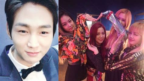Blackpink Fanboy | lee won geun is an adorable fanboy of blackpink soompi