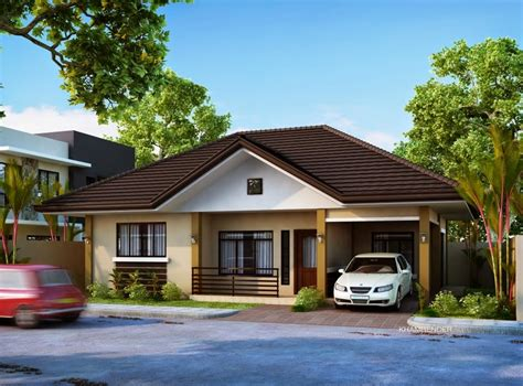 home design for bungalow bungalow house plans with garage