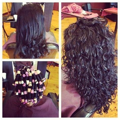 perming hair to hide the gray 25 best ideas about loose curl perm on pinterest loose