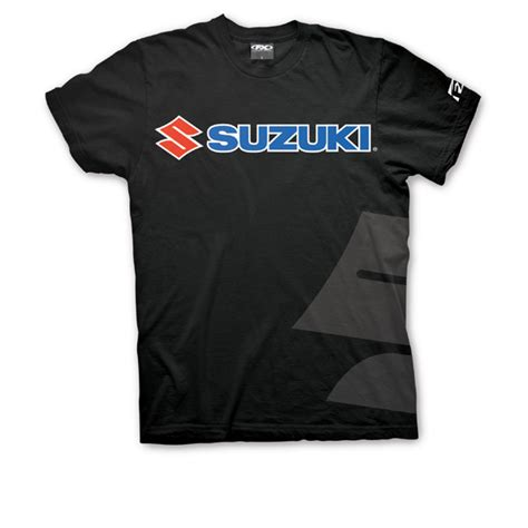 Suzuki T Shirts Factory Effex Team Suzuki T Shirt