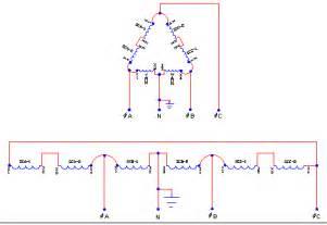 Phase delta transformer schematics technical reference area ecn