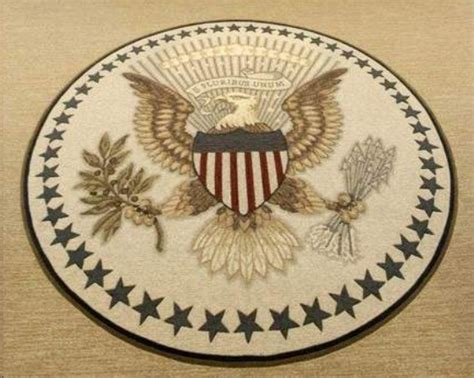 obama oval office rug did obama wh use the wrong seal for oval office rug