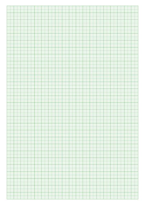 Plaplate Generik 1 Mm A4 graph paper a4 green www imgkid the image kid has it
