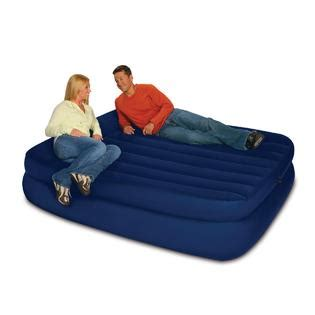 northwest territory raised air bed cing comforts from kmart