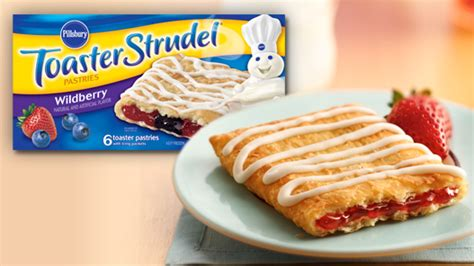Strudel Toaster Injustices Against People Trying To Make A Healthy Living